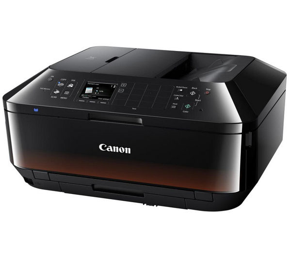 buy canon pixma mx925 all in one wireless inkjet printer with fax pgi 550xl cli 551 cyan. Black Bedroom Furniture Sets. Home Design Ideas