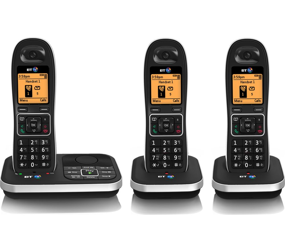 phones cordless with answering machine