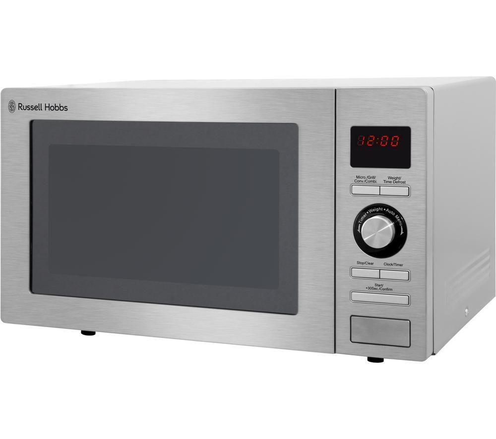 RUSSELL HOBBS RHM2572CG Combination Microwave - Stainless Steel