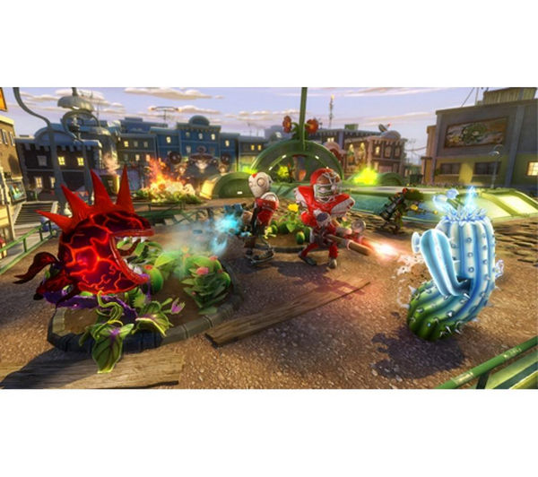 Buy Microsoft Plants Vs Zombies Garden Warfare For Xbox One Free Delivery Currys