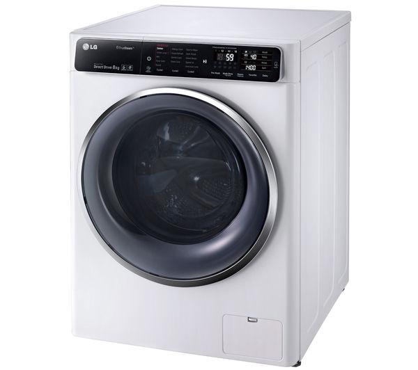 Lg Tumble Dryer Black ~ Buy lg f u tbs washing machine white rc bp z heat