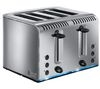 RUSSELL HOBBS Buckingham 4-Slice Toaster - Stainless Steel
