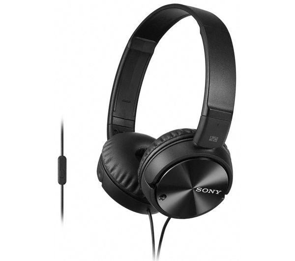Buy SONY MDR-ZX110NAB Noise-Cancelling Headphones