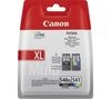 CANON PG-540 XL & CL-541 Black & Tri-colour Ink Cartridges - Twin Pack