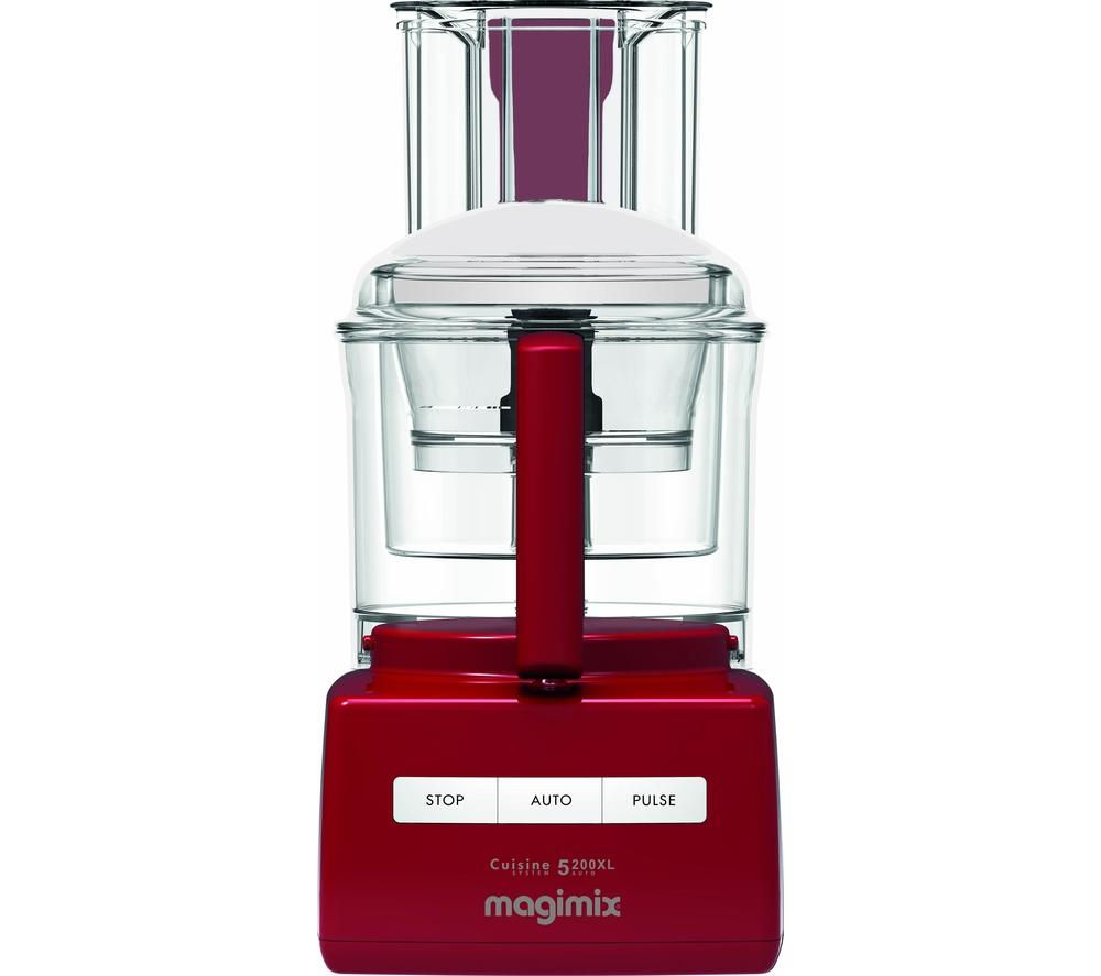 Magimix 5200 food processor compare prices at foundem for Cuisine 5200 magimix