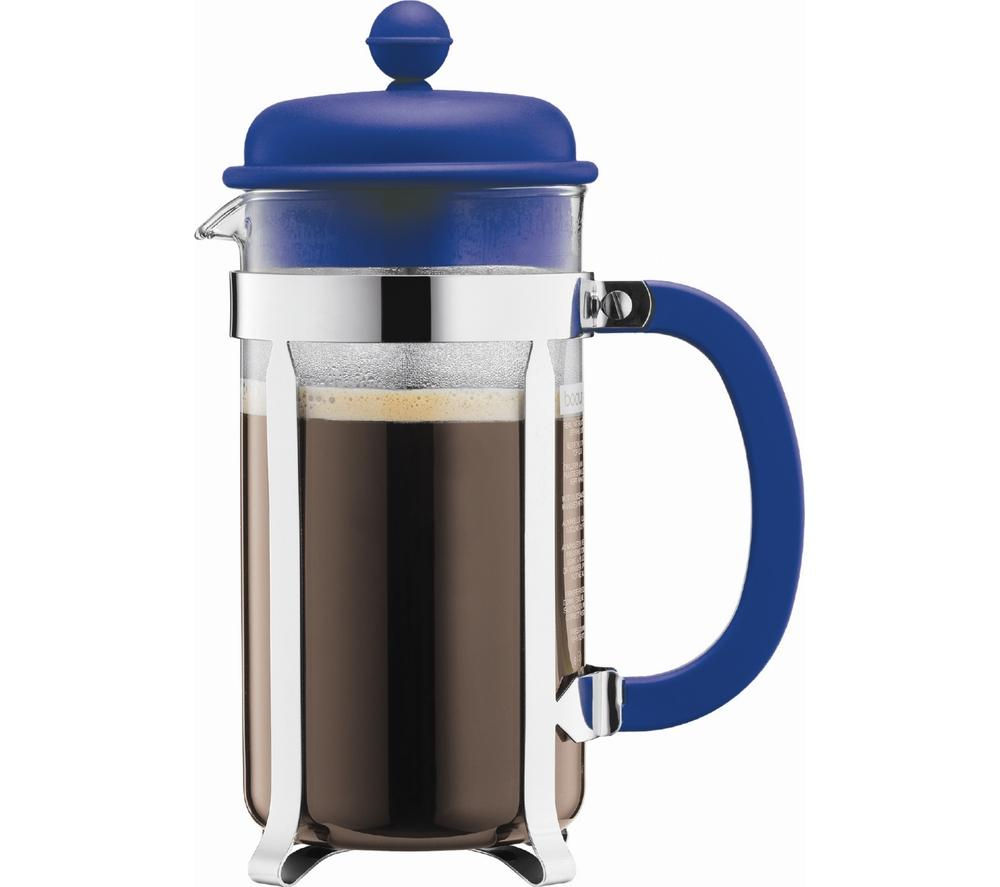 BODUM  Caffetteria 1918528 Coffee Maker  Blue Blue