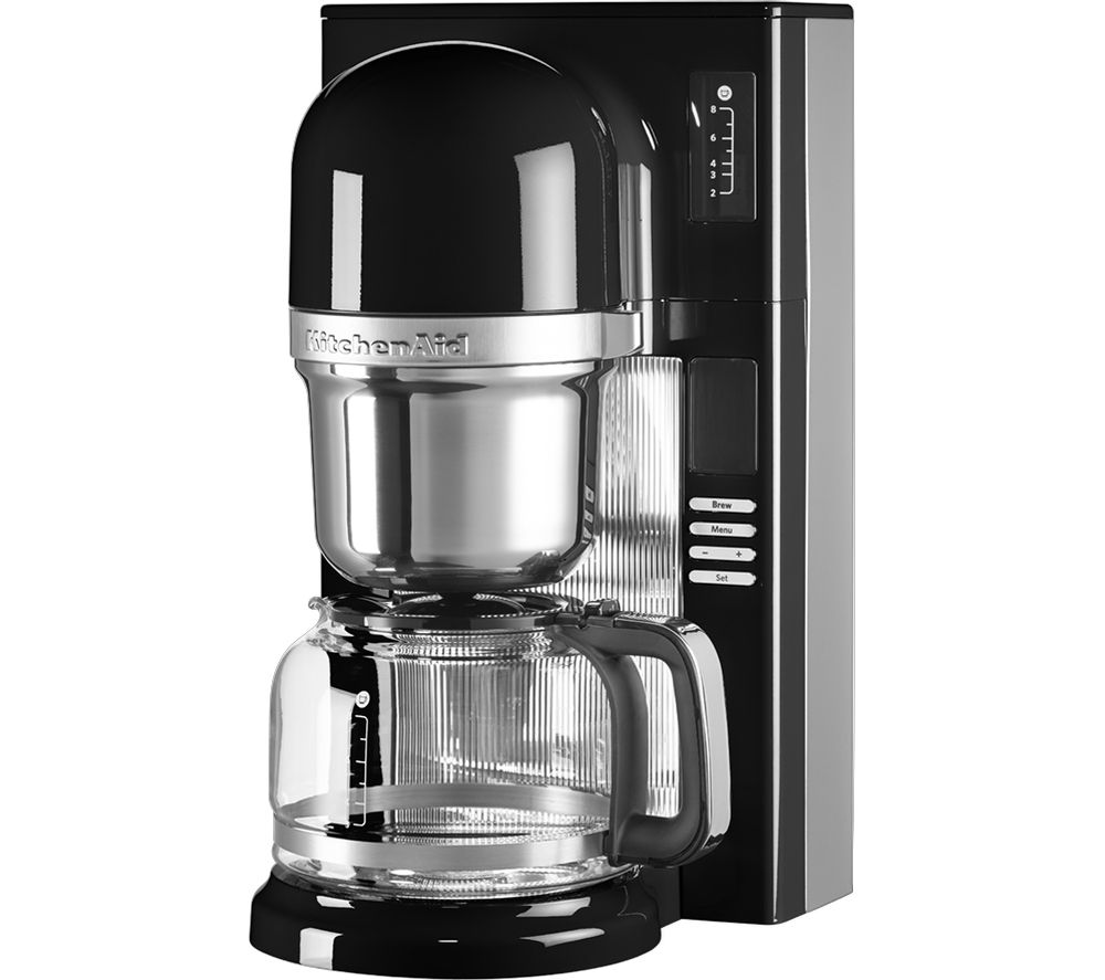 KITCHENAID  Pour Over Coffee Maker ? Onyx Black Black