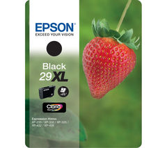 EPSON Strawberry 29 XL Black Ink Cartridge
