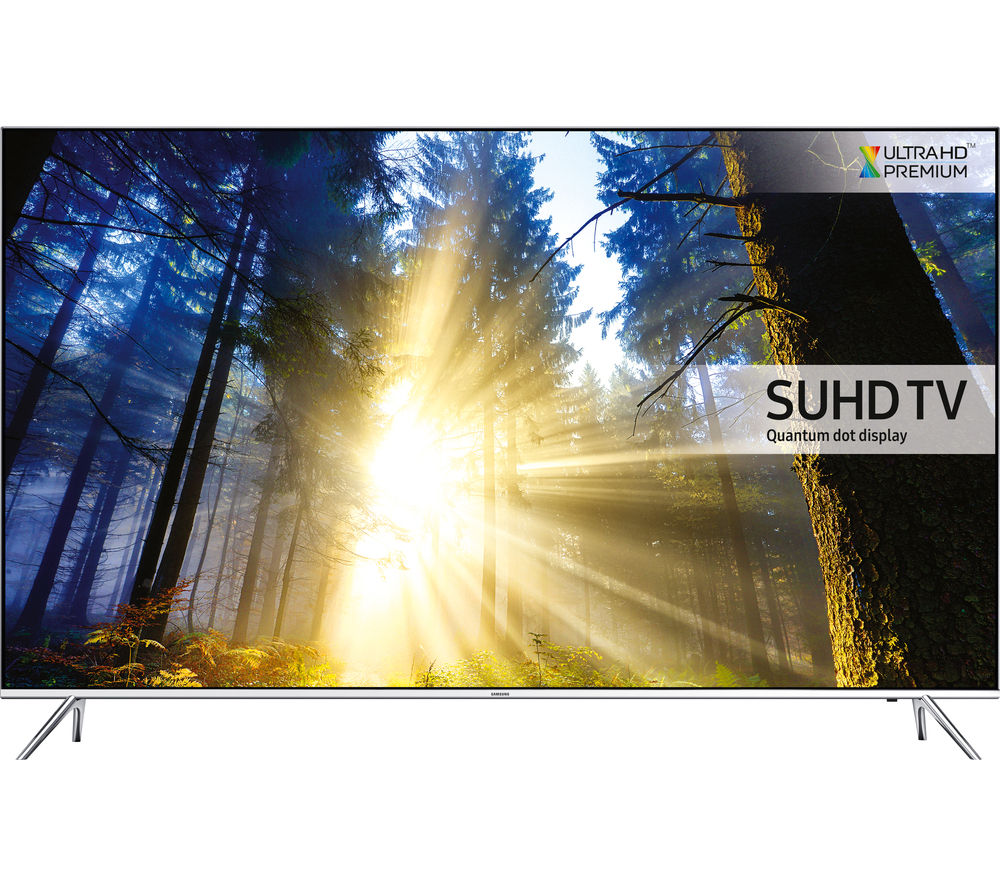 "SAMSUNG UE55KS7000 Smart 4k Ultra HD HDR 55"" LED TV"