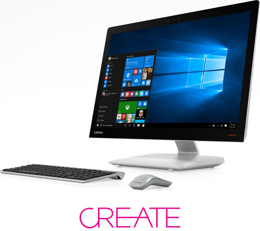 lenovo ideacentre aio 910 27 touchscreen all in one pc deals pc world. Black Bedroom Furniture Sets. Home Design Ideas