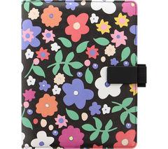 """FILOFAX Floral 8"""" Tablet Case"""