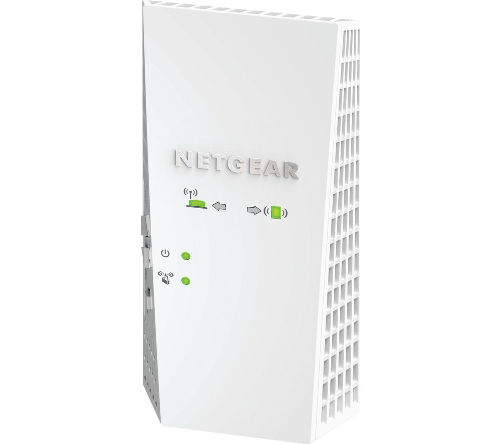 NETGEAR EX7300 WiFi Range Extender - AC 2200, Dual-band