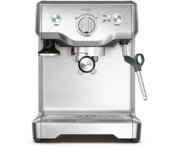 SAGE by Heston Blumenthal Duo Temp Pro Bean to Cup Coffee Machine - Silver
