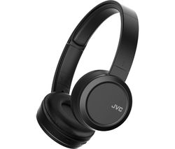 JVC HA-S50BT-B-E Wireless Bluetooth Headphones - Black