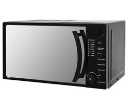 RUSSELL HOBBS RHM1714B Solo Microwave - Black