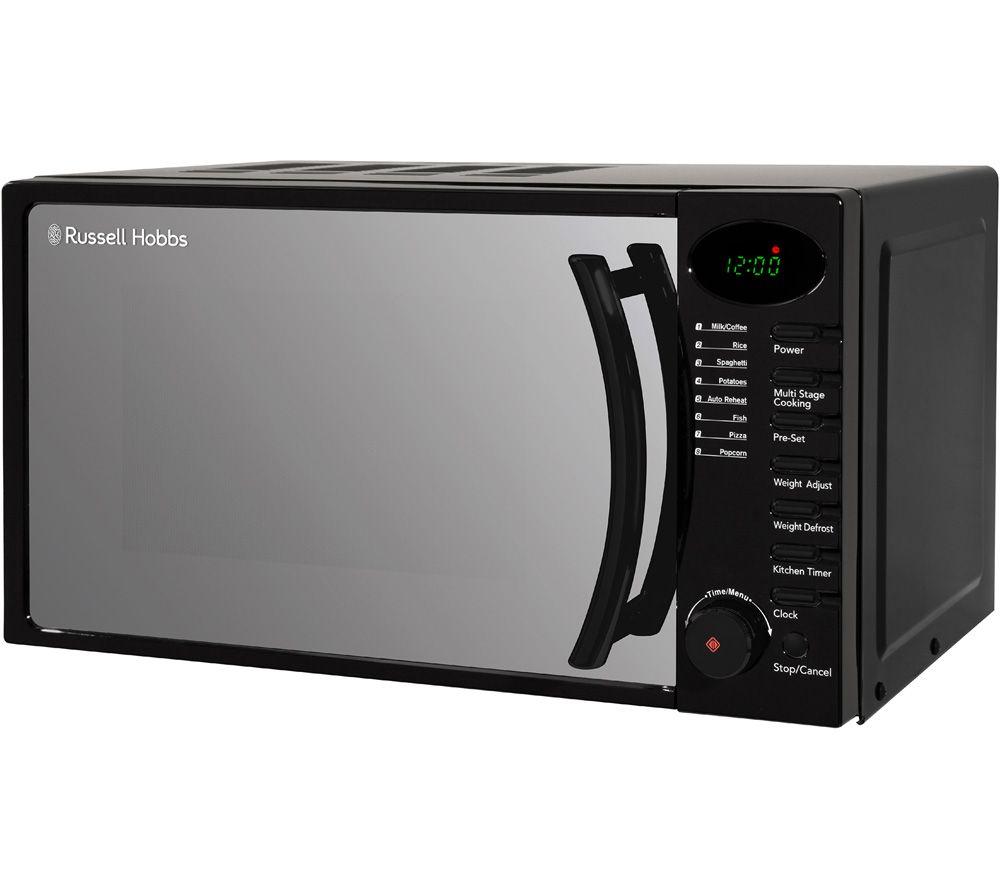 Buy Russell Hobbs Rhm1714b Solo Microwave Black Free