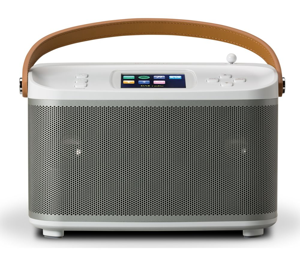 Click to view more of ROBERTS  R-Line R100 Wireless Smart Sound Multi-Room Speaker - White, White