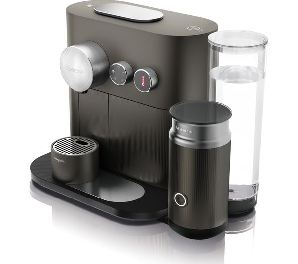 buy nespresso by magimix expert m500 smart coffee machine. Black Bedroom Furniture Sets. Home Design Ideas