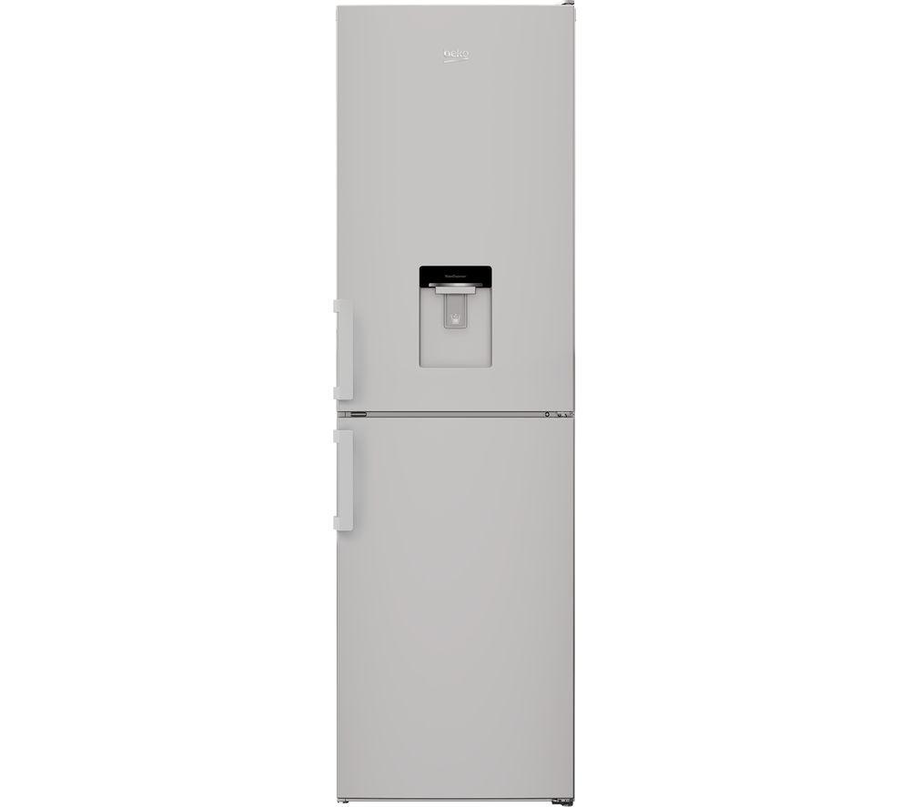 BEKO CXFP1582DS 5050 Fridge Freezer  Silver Silver