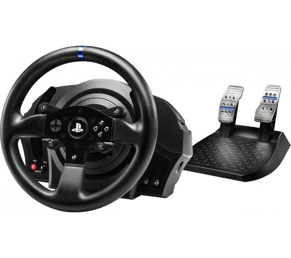 THRUSTMASTER T300 RS Wheel - Black