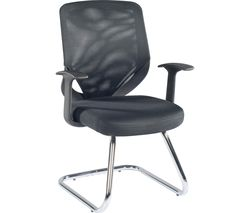ALPHASON Atlanta Operator Chair - Black