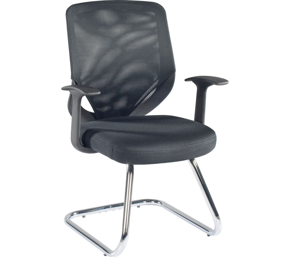 Image of ALPHASON Atlanta Operator Chair - Black, Black