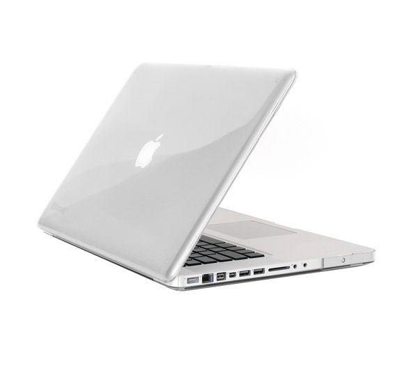 SPKA0445 13&quot MacBook Pro SeeThrough Laptop Case  Clear