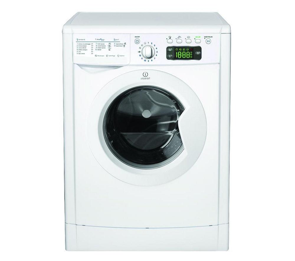 indesit iwde7145b washer dryer white. Black Bedroom Furniture Sets. Home Design Ideas