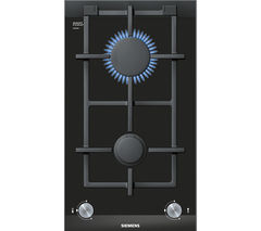 SIEMENS iQ700 ER326BB70E Gas Hob - Black