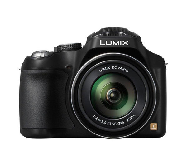 Buy PANASONIC Lumix FZ72 Bridge Camera - Black | Free Delivery ...