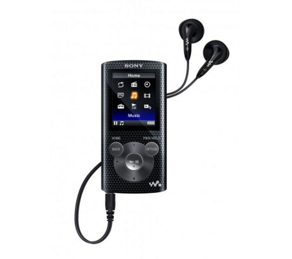 sony mp3 players with radio