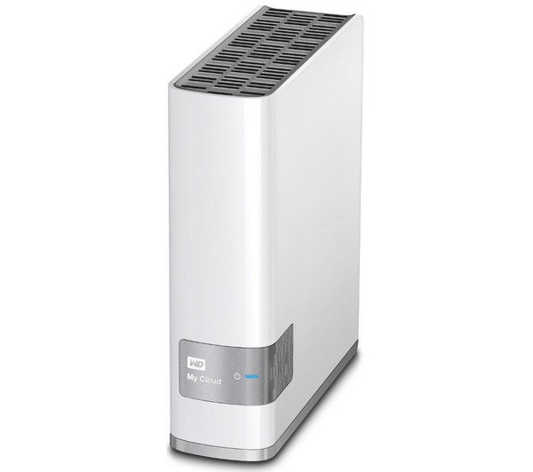 WD External Hard Drive Cloud