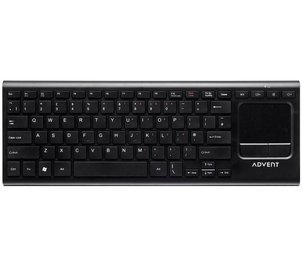Image of Advent AKBTP14 Wireless Keyboard
