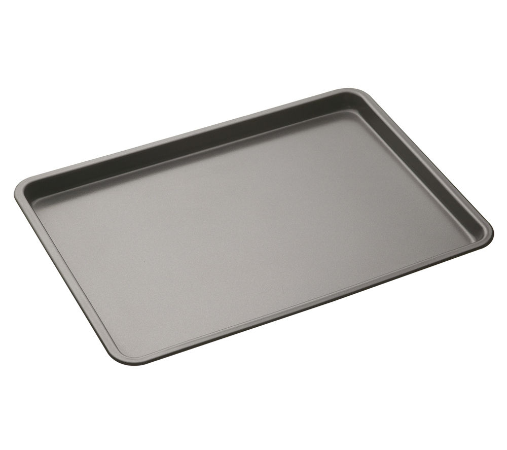 MASTER CLASS KCMCHB23 35 x 25 cm Non-stick Baking Tray - Silver