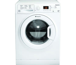 HOTPOINT WMSAQG621P Washing Machine - White
