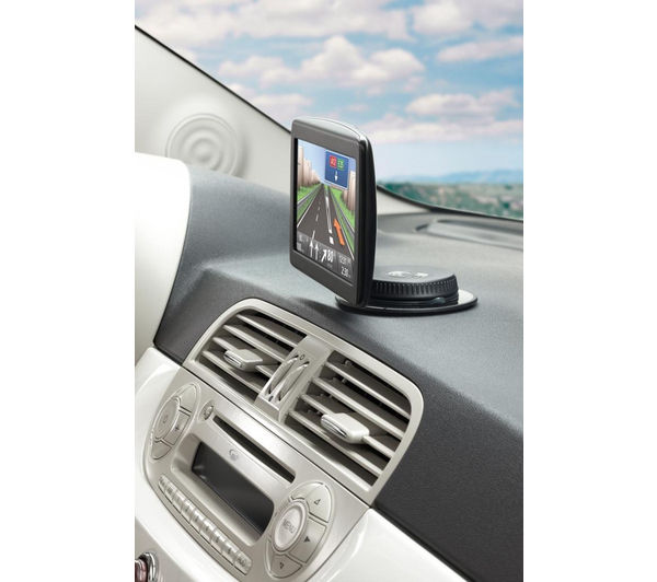TomTom GPS Dashboard Mount Disks