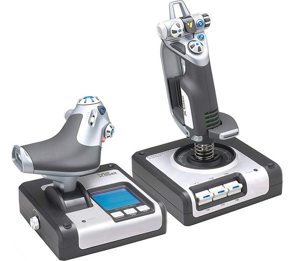 SAITEK X52 Flight Controller Joystick Deals | PC World
