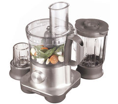 Kenwood FPM260 Multipro Food Processor - Silver