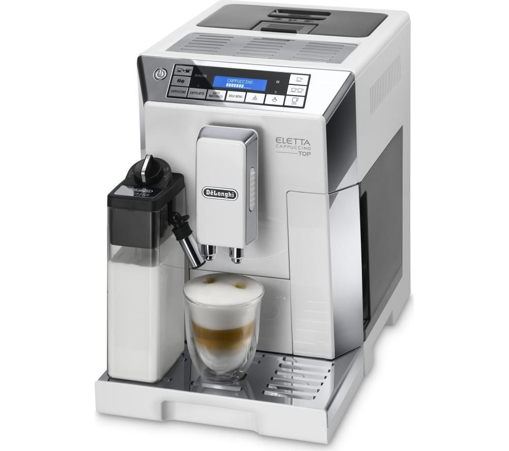 Delonghi eletta cappuccino top manual