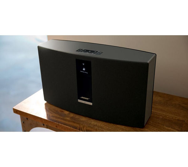 buy bose soundtouch 30 wireless multi room speaker usb. Black Bedroom Furniture Sets. Home Design Ideas