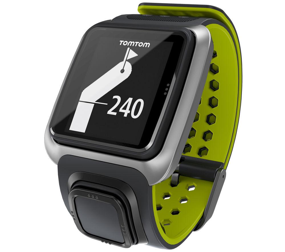 Ttm Golfer Sports Watch - Grey, Grey