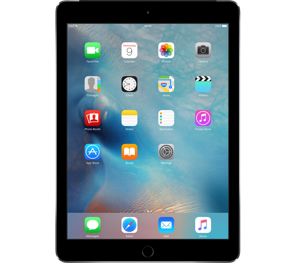 Image of Apple iPad Air 2 Cellular - 16 GB, Space Grey