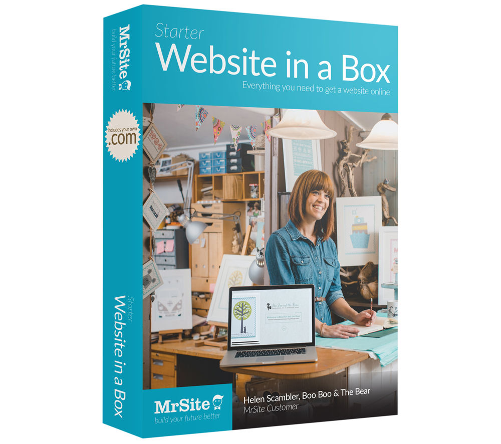 MR SITE Website in a Box Starter 2015