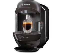 BOSCH Tassimo Vivy TAS1252GB Hot Drinks Machine - Black