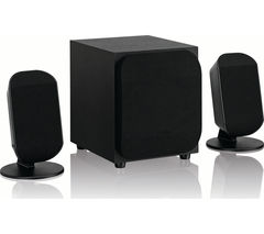 ESSENTIALS PSP21BK15 2.1 PC Speakers