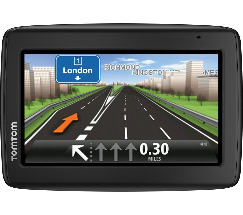 u_10132051 Sat Nav With Uk And Usa Maps on