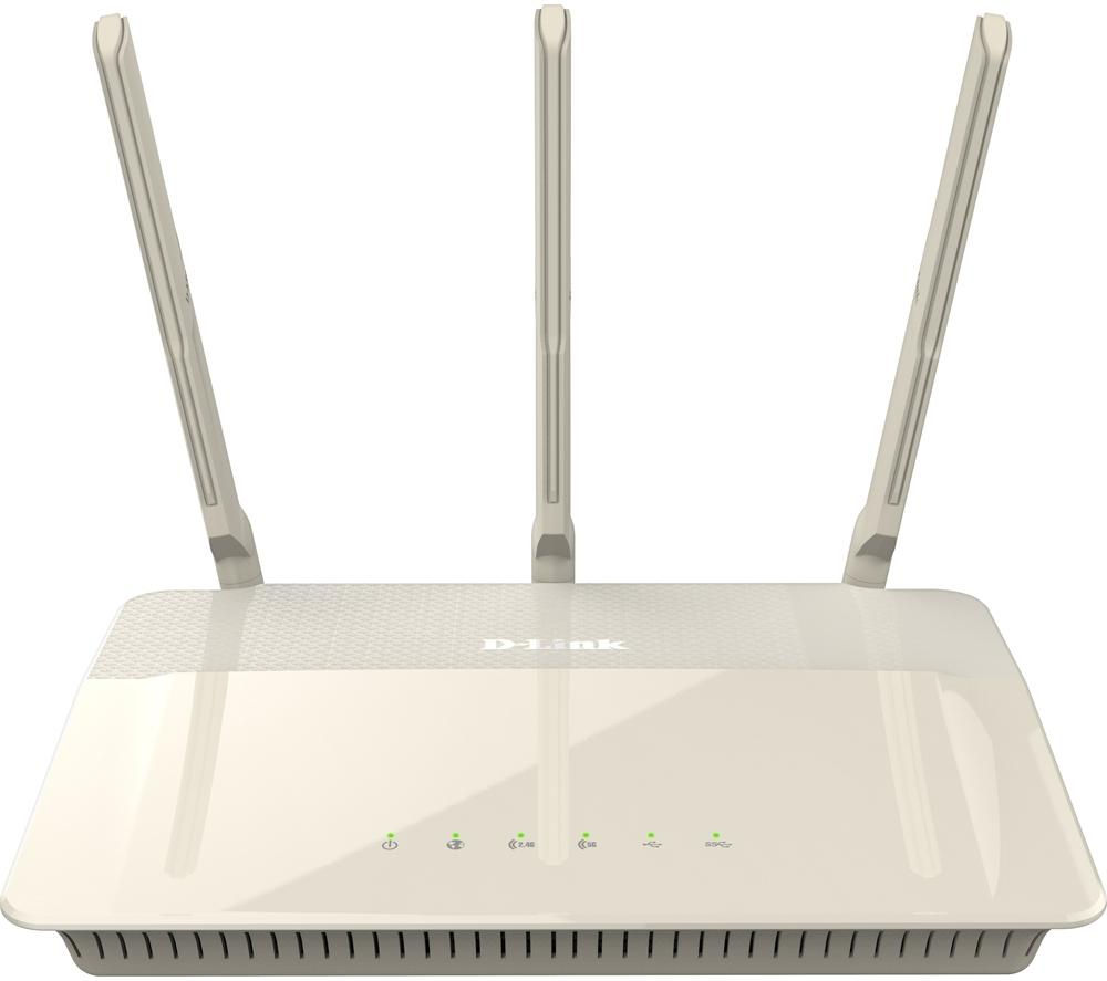 D-Link Wireless AC1900 Dual Band Router