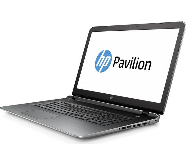 HP Pavilion 17g034na 17.3quot; Laptop  Silver