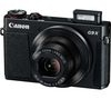 CANON PowerShot G9 X High Performance Compact Camera - Black