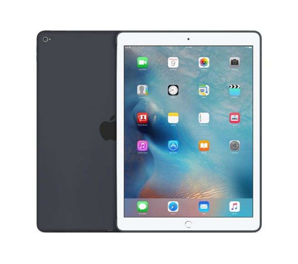 buy apple ipad pro 12 9 cover grey free delivery currys. Black Bedroom Furniture Sets. Home Design Ideas